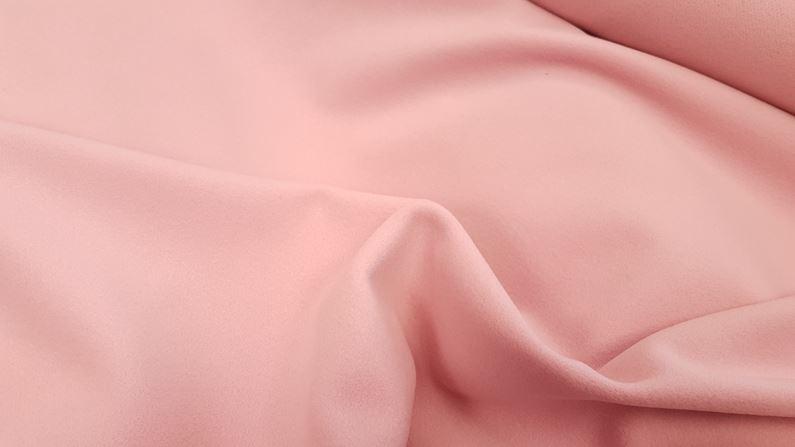 υφασμα παλτο ροζ