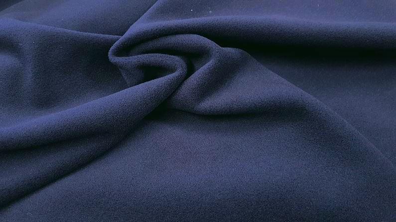 υφασμα παλτο μπλέ