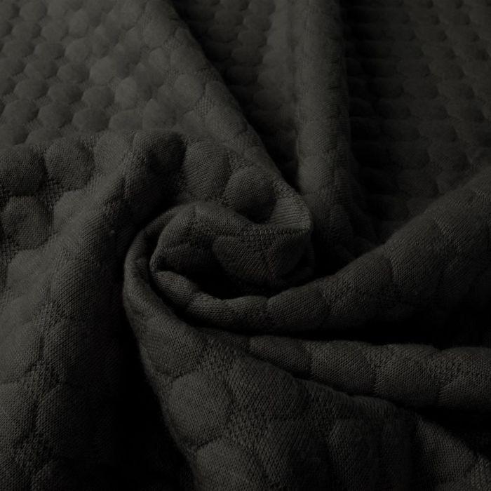 ζακάρ μονόχρωμο μαυρο