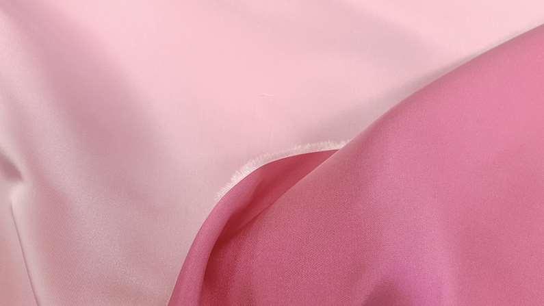 Σατέν ντουσέζ φούξ ροζ