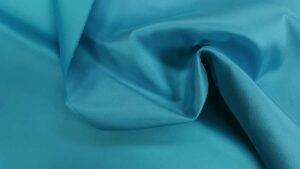 Σατέν ντουσέζ γαλάζιο