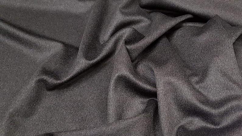 Παλτό 100% κασμίρ μαλακό και χυτό σαν μετάξι σε γκρί