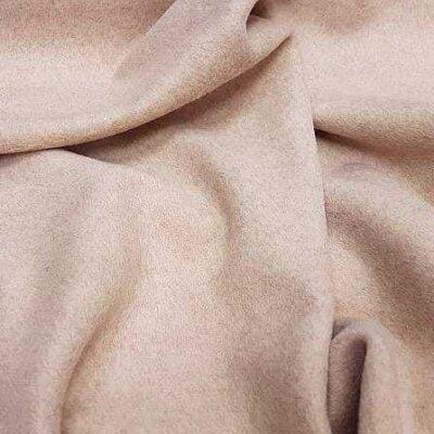 Παλτό Husky πουδρα